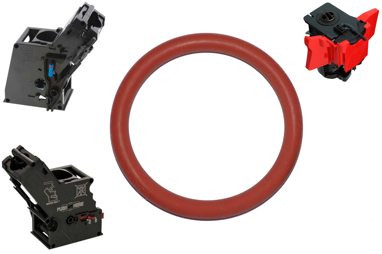 Кольцо поршня заварного устройства Bosch Vero / Siemens EQ