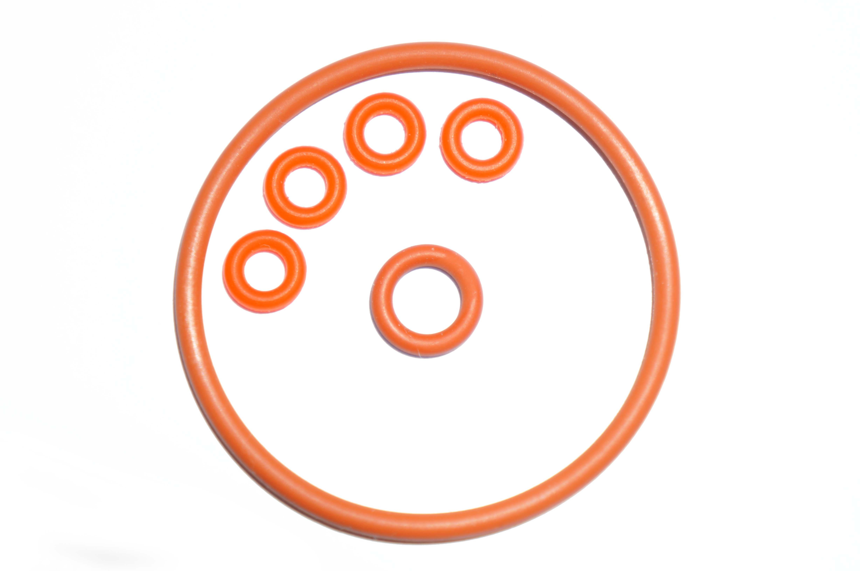 Набор уплотнителей термоблока (бойлера) Jura E-series